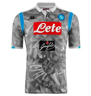 Terza maglia Napoli 2018-2019