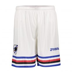 Pantaloncini Sampdoria bianchi home