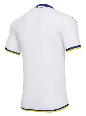 Retro maglia Hellas Verona trasferta bianca