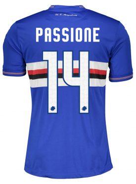 Font Sampdoria 2018-2019 home