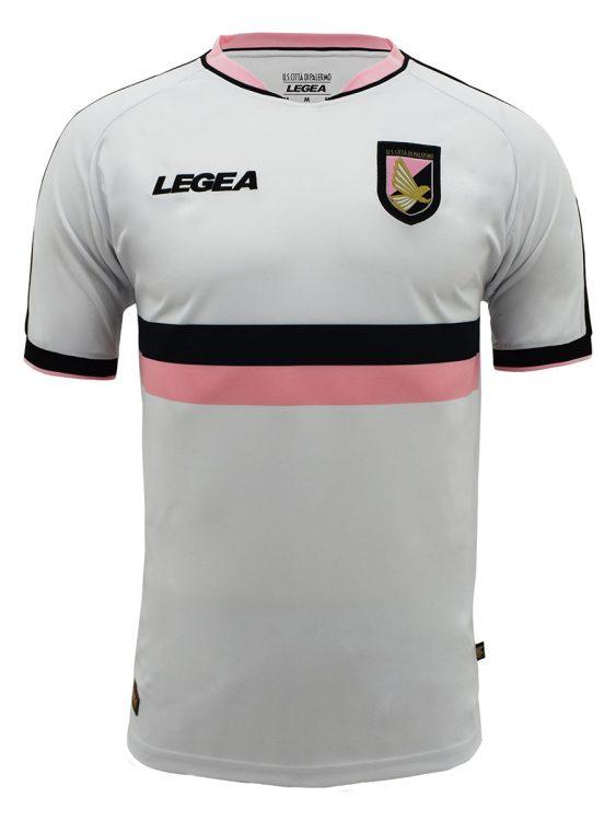 Seconda maglia Palermo 2018-2019 bianca