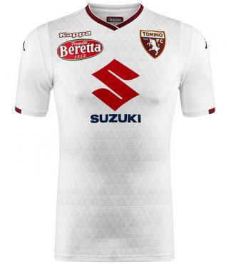 Seconda maglia Torino 2018-2019 bianca