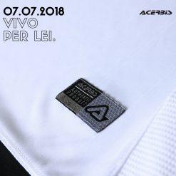 Etichetta autenticità Spezia, maglia 2018-19