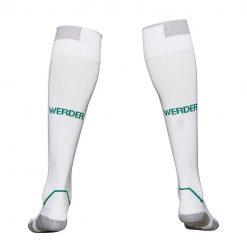 Retro calze bianche Werder Brema