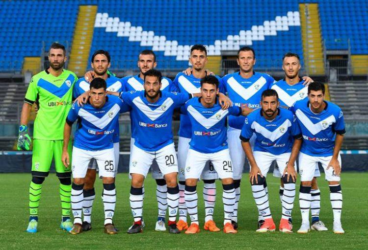 Divisa Brescia Calcio 2018-2019 home