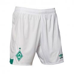 Pantaloncini Werder Brema 2018-19 bianchi