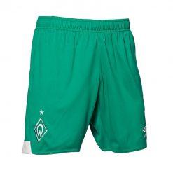 Pantaloncini Werder Brema verdi 2018-19 Umbro