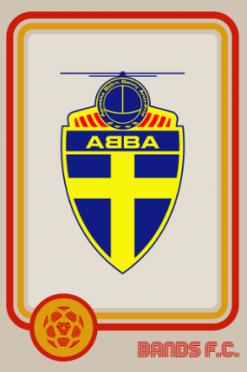 ABBA Bands FC logo