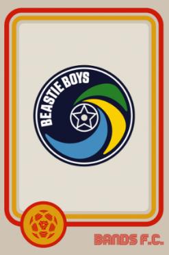 Beastie Boys Bands FC logo