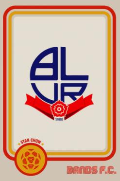 Blur Bands FC logo