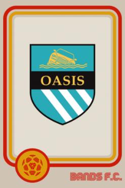 Oasis Bands FC logo