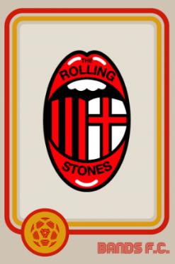 Rolling Stones Bands FC logo