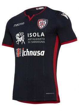Terza maglia Cagliari 2018-19