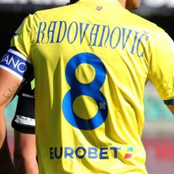 Font ChievoVerona Radovanovic 8