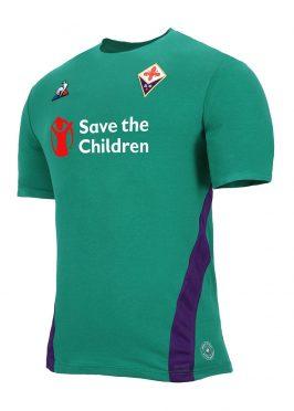 Maglia verde Fiorentina 2018-19