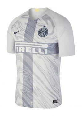 Terza maglia Inter 2018-19 crociata