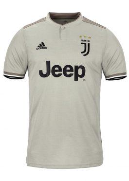 Seconda maglia Juventus away