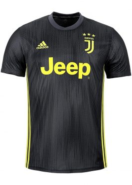 Terza maglia Juventus 2018-19