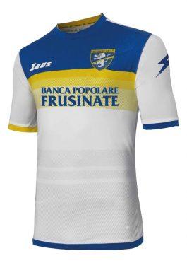 Seconda maglia Frosinone 2018-2019