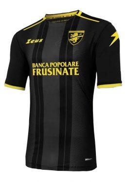 Terza maglia Frosinone 2018-2019 nera