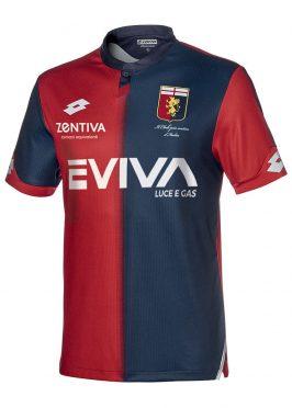 Maglia Genoa 2018-2019 Lotto