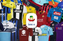 Maglie Serie A 2018-2019