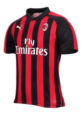 Prima maglia Milan 2018-2019 Puma