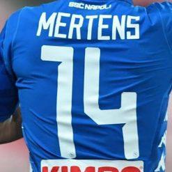 Font Napoli Mertens 14