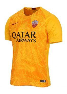 Terza maglia Roma 2018-19 gialla