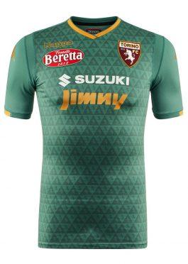 Terza maglia Torino 2018-19 verde-oro