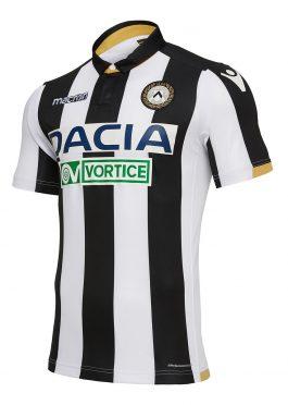 Maglia Udinese 2018-2019 Macron