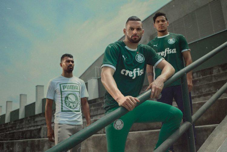 Kit Palmeiras 2019 Puma