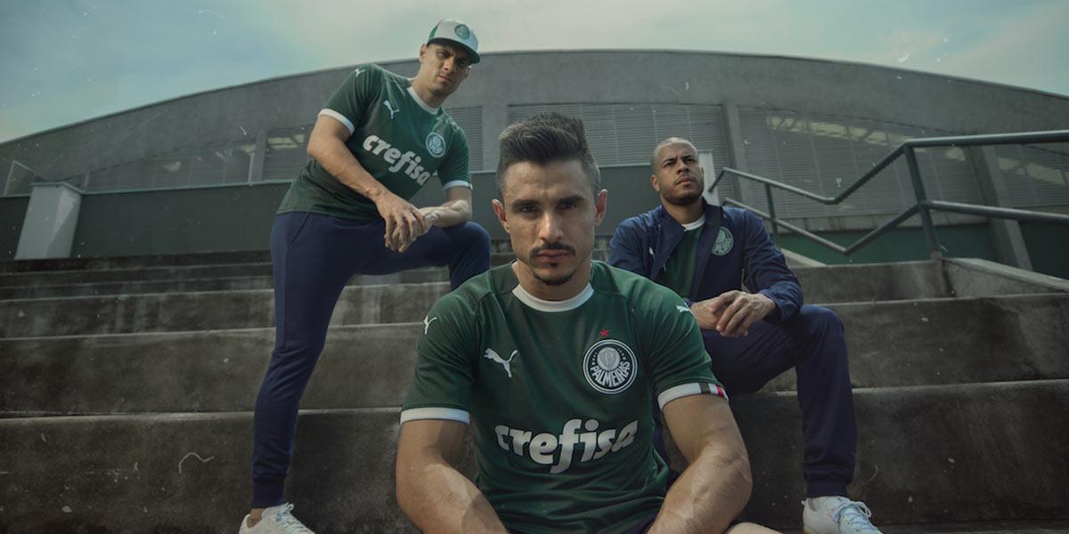 Maglie Palmeiras 2019 Puma