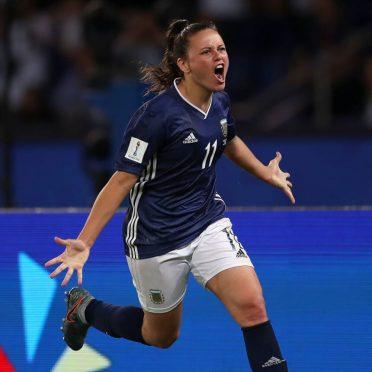 Kit Argentina away Mondiali 2019