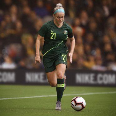 Mondiale femminile 2019 - Australia away