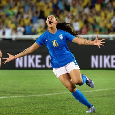 Mondiale femminile 2019 - Brasile away