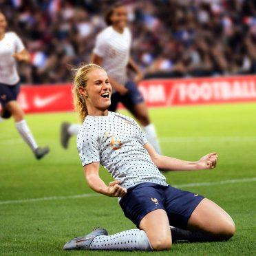 Mondiale femminile 2019 - Francia away