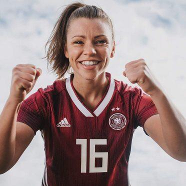 Mondiale femminile 2019 - Germania away