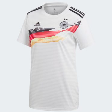 Mondiale femminile 2019 - Germania home