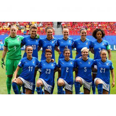 Mondiale femminile 2019 - Italia home