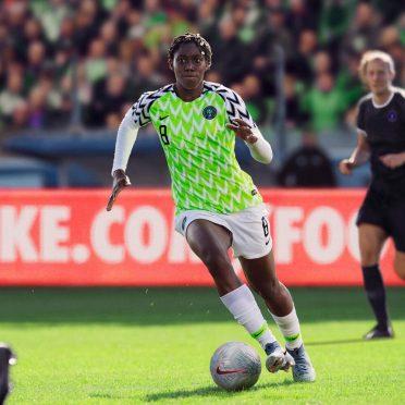 Mondiale femminile 2019 - Nigeria home