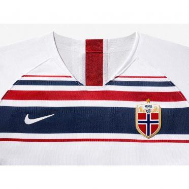 Mondiale femminile 2019 - Norvegia away