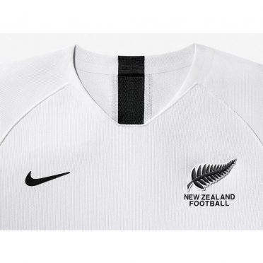 Mondiale femminile 2019 - Nuova Zelanda away
