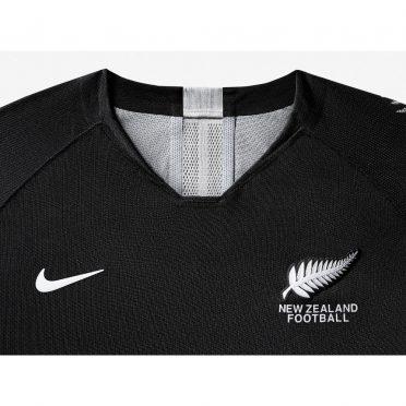 Mondiale femminile 2019 - Nuova Zelanda home