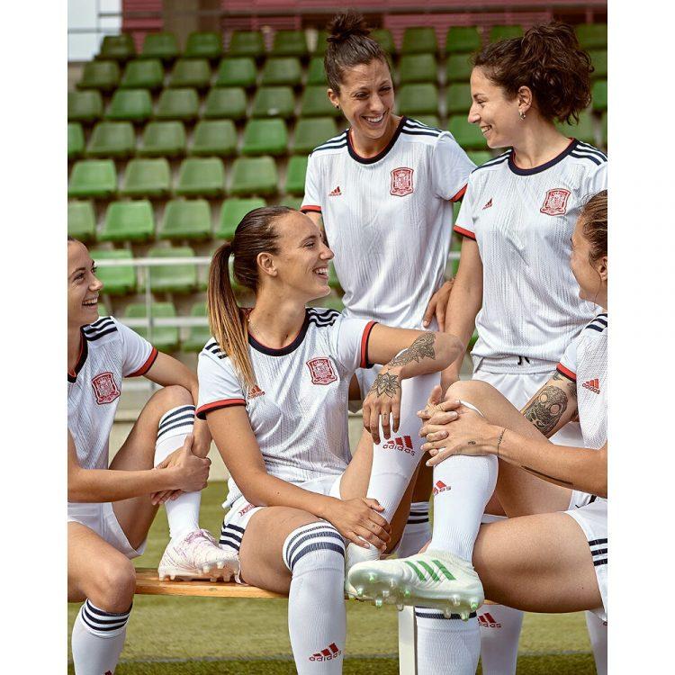 Mondiale femminile 2019 - Spagna away