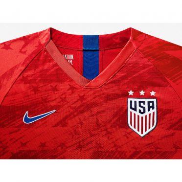 Mondiale femminile 2019 - USA away
