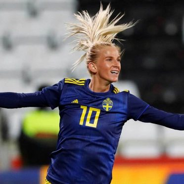 Mondiale femminile 2019 - Svezia away