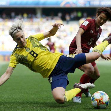 Mondiale femminile 2019 - Svezia home