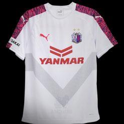 Seconda maglia Cerezo Osaka 2019 bianca