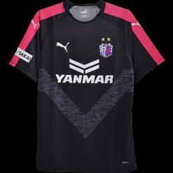 Terza maglia Cerezo Osaka 2019 nera